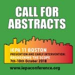 Call for Abstracts IEPA 11