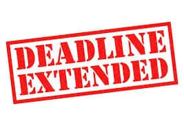 Symposium Submissions Deadline Extended to 31st Jan 2018